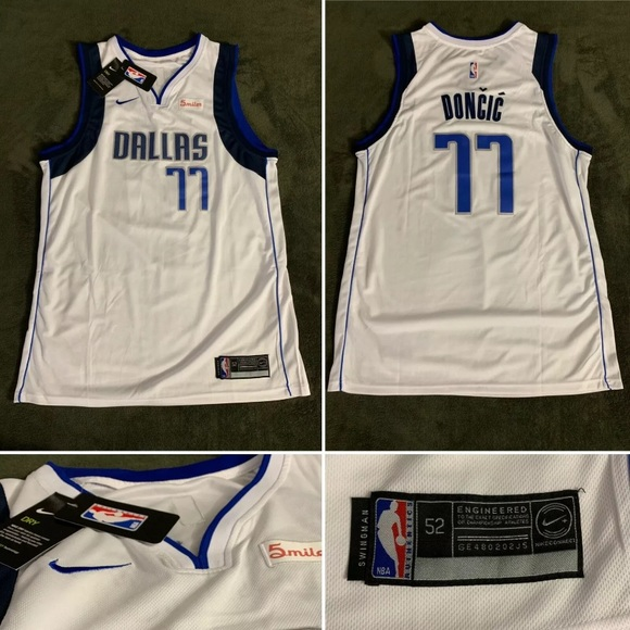 354b41dc42f Dallas Mavericks Luka Doncic authentic Nike Jersey